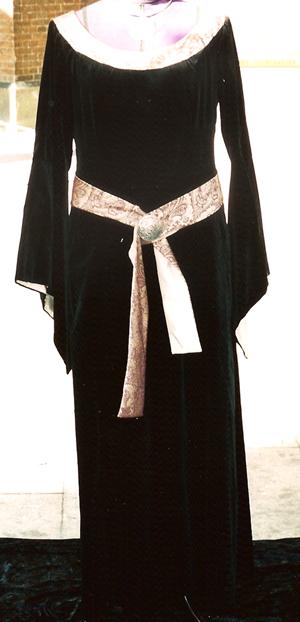 lotr-kjole