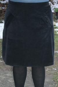 nederdel forfra