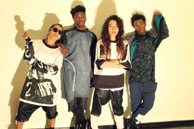 hip hip kollektioin designet af Karisha, mønstre lavet af mig.
