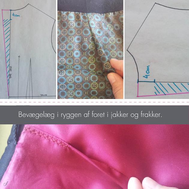 Foer - Bevægelæg i jakker